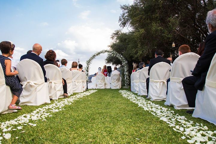 Wedding, matrimoni all'americana: anche in Sicilia è tendenza